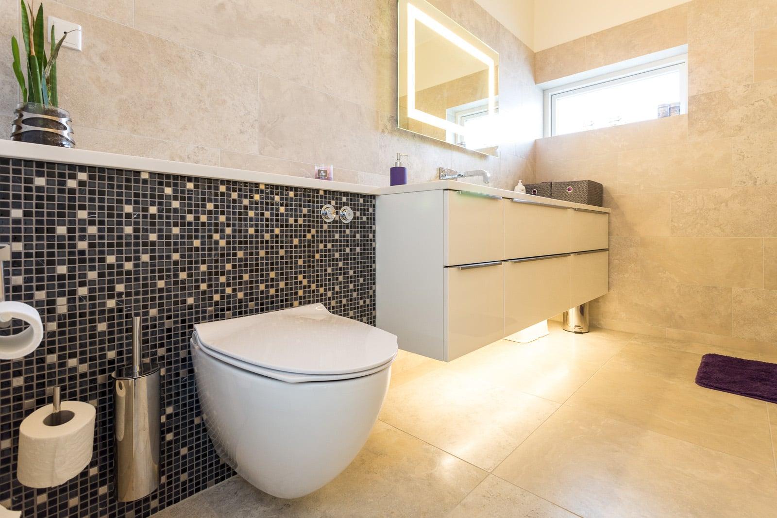 ny badeværelse Nyt badeværelse | Luksus eller standard | Køge og omegn ny badeværelse